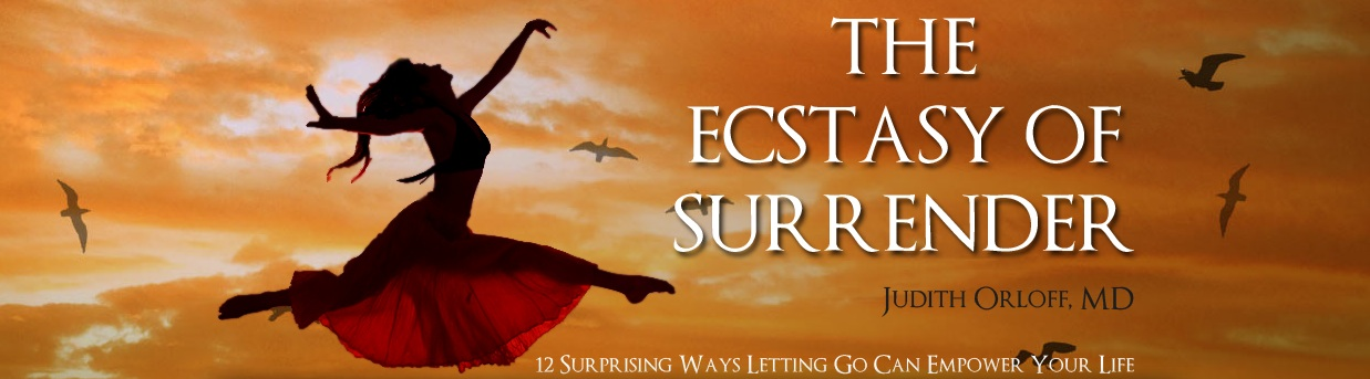 Ecstacy of surrender