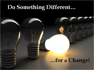 do-something-different-for-a-change