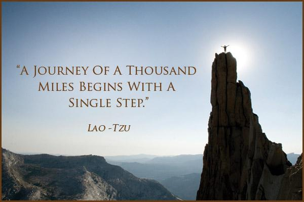 Image result for journey of a thousand steps