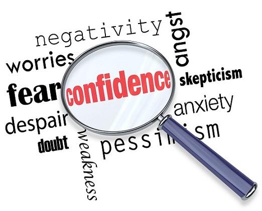confidence-words