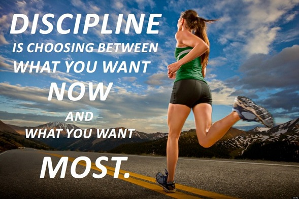 discipline is choosing