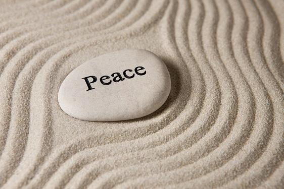 Peace stone