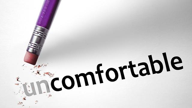 (un)comfortable